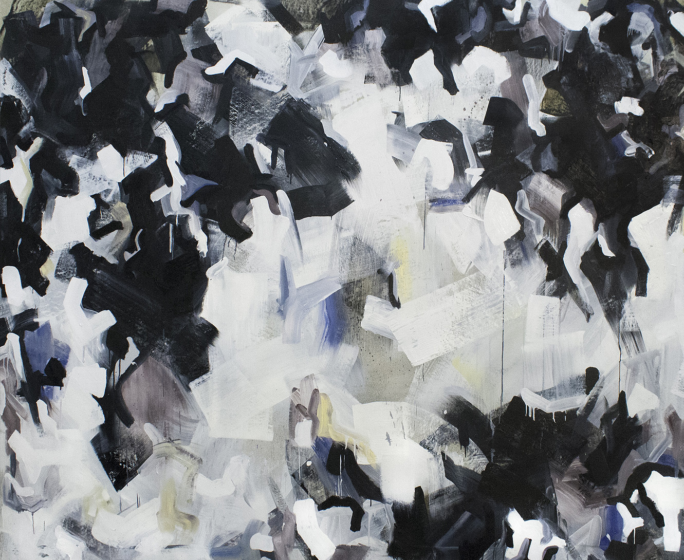 Brut #2 Oil on Canvas • 205 x 255 cm • 2014