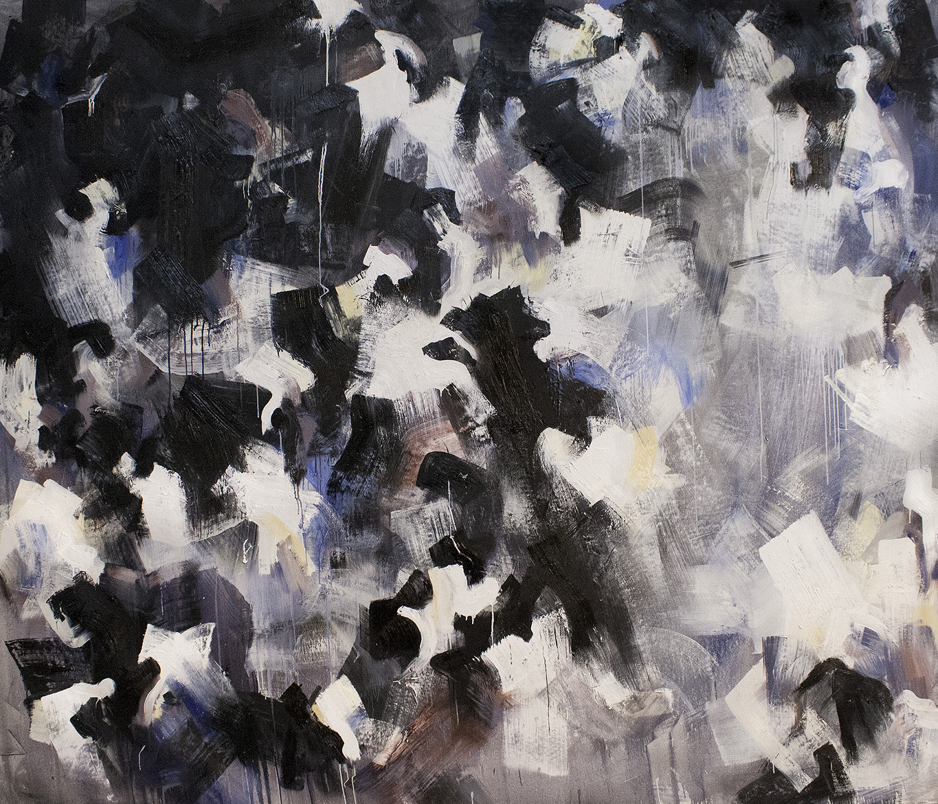 Brut #6 Oil on Canvas • 205 x 255 cm • 2014