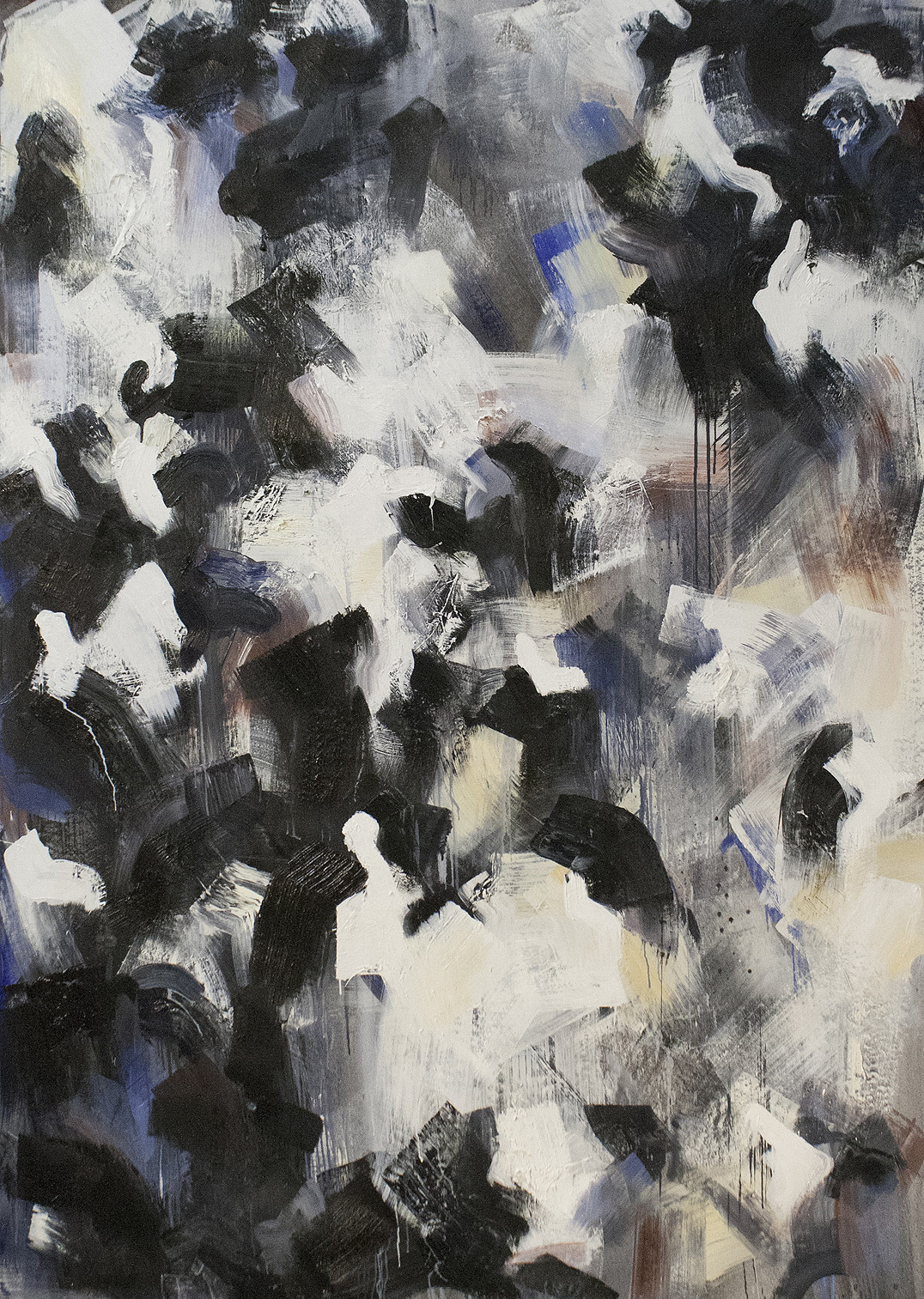 Brut #7 Oil on Canvas • 145 x 205 cm • 2014