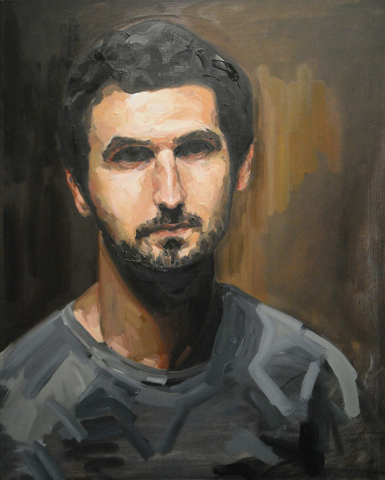 Alex • Oil on Canvas • 61 x 76 cm • 2010